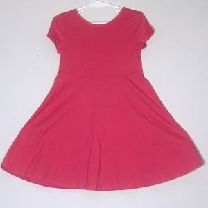 Old Navy Pink Girls Dress Size 5